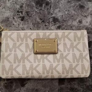 Michael Kors Wristlet - Authentic